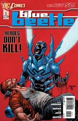 Blue Beetle Vol 8-5 Cover-1