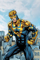 Booster Gold Futures End Vol 3-1 Cover-1 Teaser