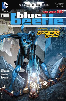 Blue Beetle Vol 8-11 Cover-1