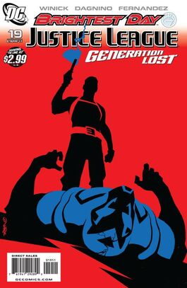 Justice League Generation Lost-19 Cover-1