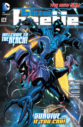 Blue Beetle Vol 8-14 Cover-1