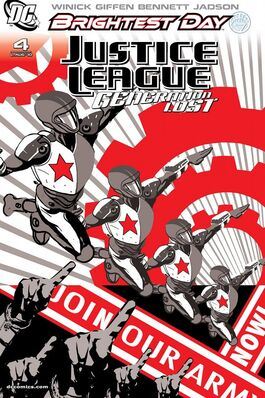 Justice League Generation Lost-4 Cover-1