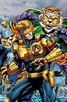Booster Gold Futures End Vol 3-1 Cover-2 Teaser