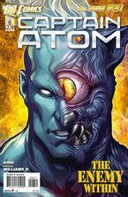 Captain Atom Vol 2-6 Cover-1