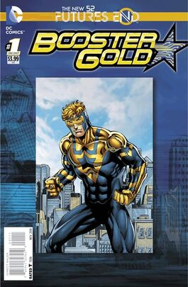 Booster Gold Futures End Vol 3-1 Cover-1