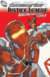 Justice League Generation Lost-18 Cover-2