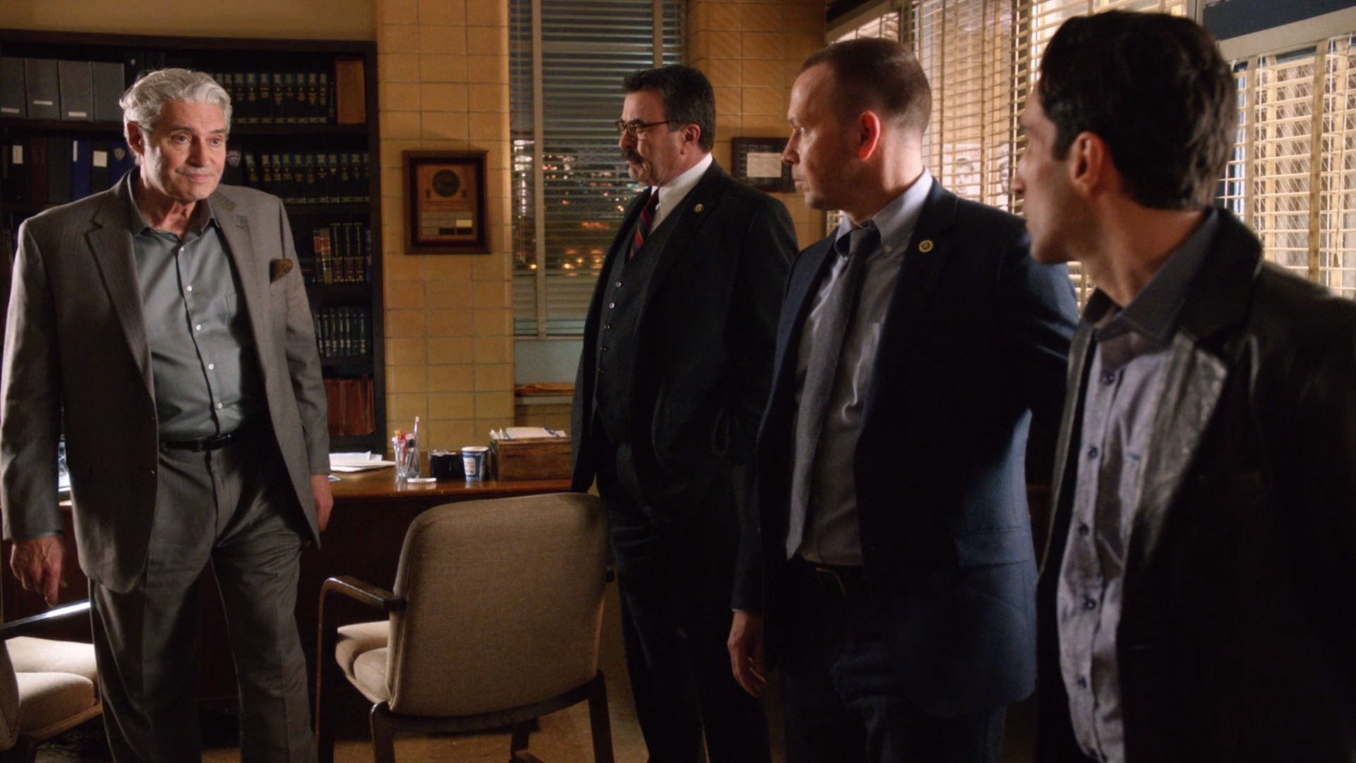 blue bloods rush to judgement synopsis