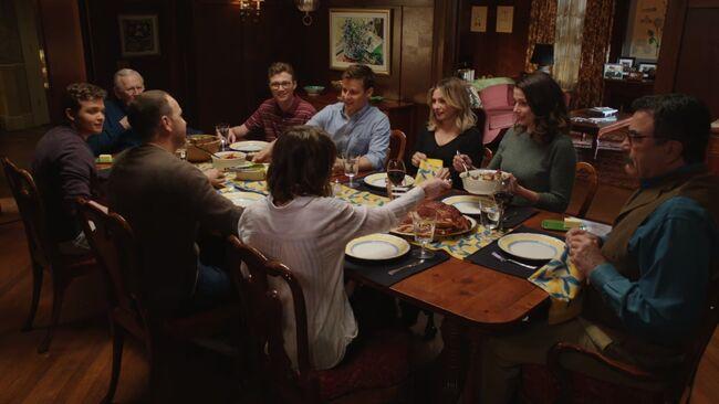 BB Reagans Dinner