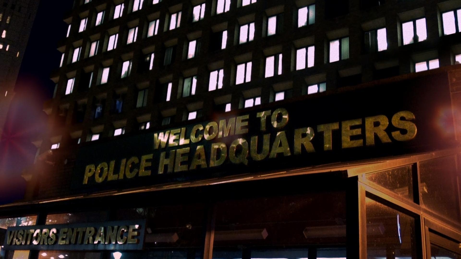 1 Police Plaza
