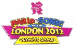 Sonic olympics 2012