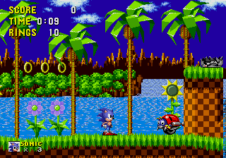 File:Sonic the Hedgehog (1991) Green Hill Zone.png