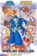 Sonic & Mega Man Worlds chocan