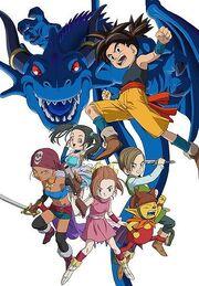 Blue Dragon anime