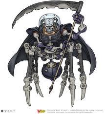 SSS (scything skull spider)