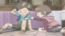 Jina kümmert sich um Jiro