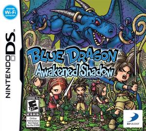Blue Dragon Awakened Shadow caràtula