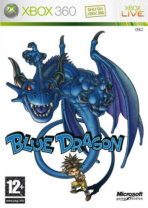 Blue Dragon caràtula