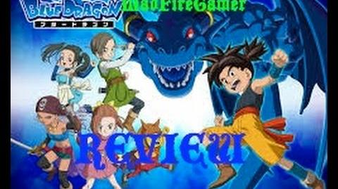 Blue Dragon- MadFire Review (Xbox 360 RPG)