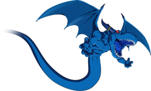 Blue Dragon Incomplete