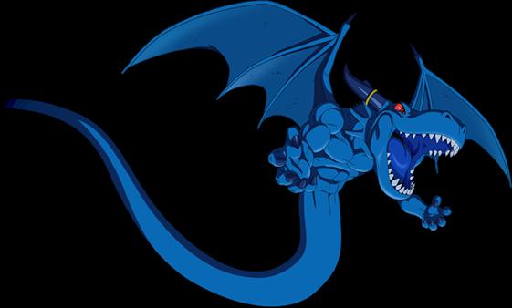 Blue Dragon Incomplete