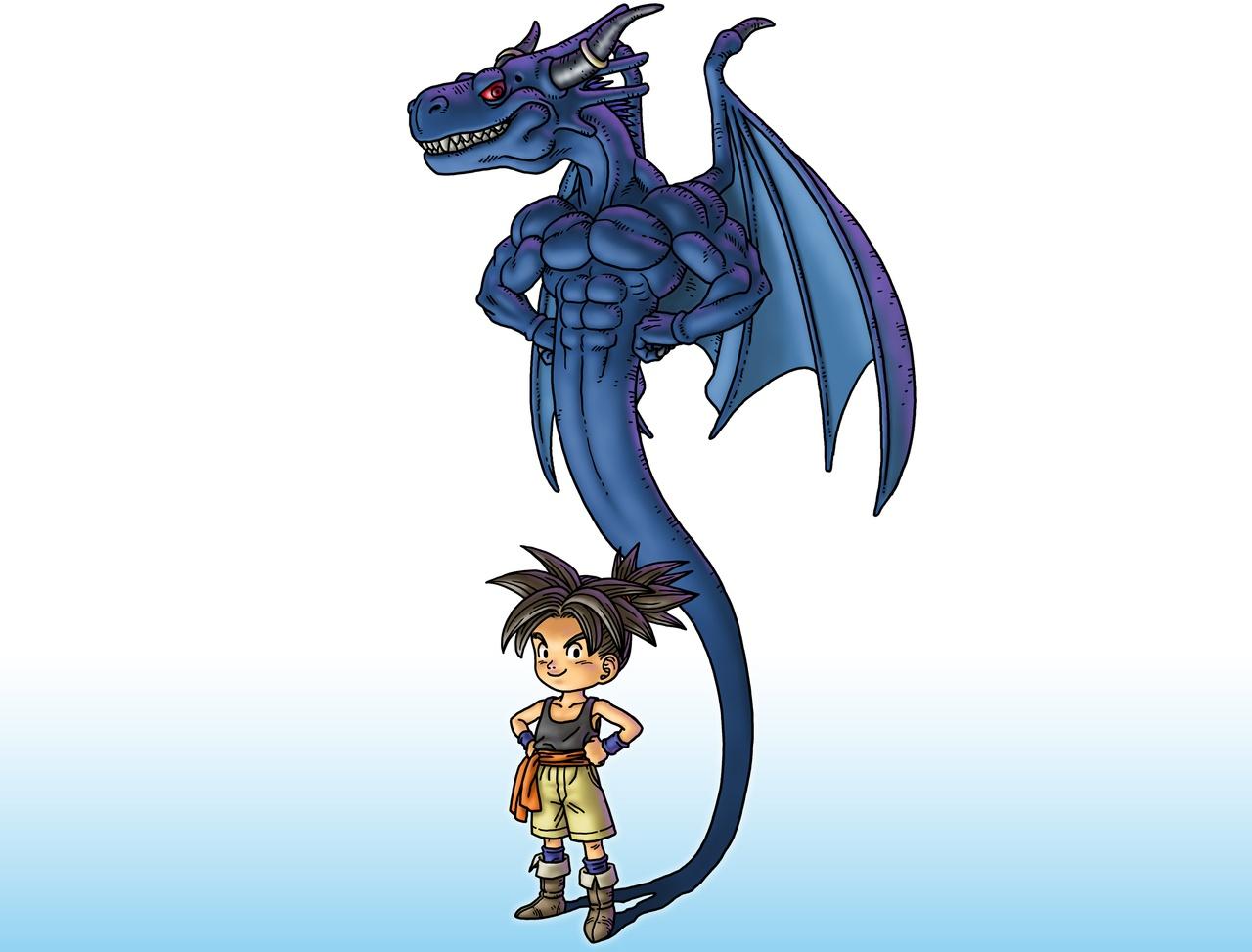 VIZ   Watch Blue Dragon Episodes for Free