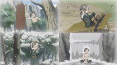 Jiro's Training