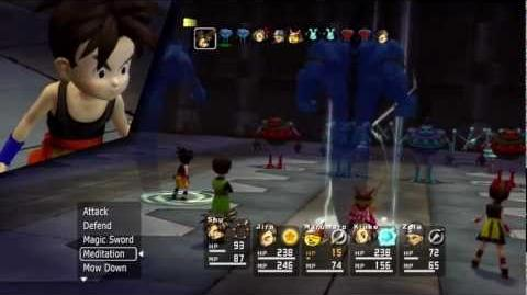 Xbox 360 Longplay 015 Blue Dragon (Part 9 of 23)