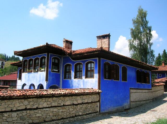 File:Blue house-Koprivshtitsa.JPG