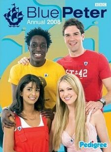 Blue Peter Annual 2008