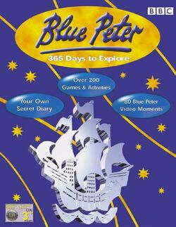 Blue Peter- 365 days to explore