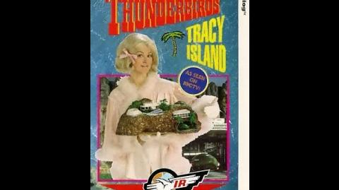 Blue Peter Makes a Thunderbirds Tracy Island Complete VHS