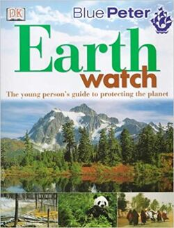 Blue Peter- Earthwatch
