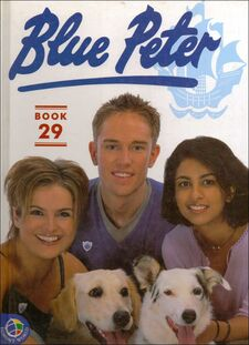 Blue Peter annual 29