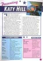 Presenting Katy Hill