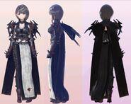 Hinako Shirai Final Fantasy XV 3D Model