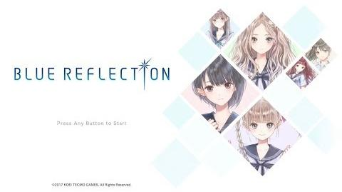 Preview-Cute New Magical Girl RPG Gaem-Blue Reflection