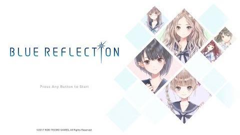 Preview-Cute New Magical Girl RPG Gaem-Blue Reflection