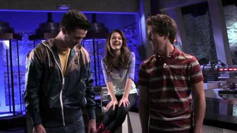 Who is Marcus? 1 - Marcus in the House - Lab Rats - Disney XD Official