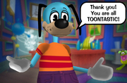 Toontastic Thanks to YOU