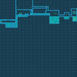 Speedy Blupi - Techno Level 3 Map