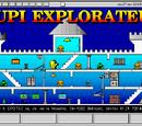 Blupi Explorateur