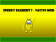 Speedy Eggbert 2 - Vas709 Mod - Welcome screen-0