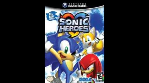 "Sonic Heroes ""Egg Hawk"" Music"