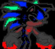 Black Heart Sonic=Black Blood Sonic