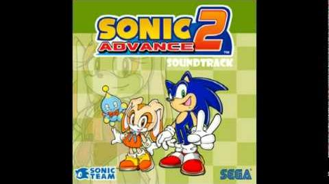 Sonic Advance 2 Original Soundtrack - 37 Boss 7