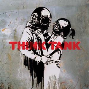 Think tank album cover