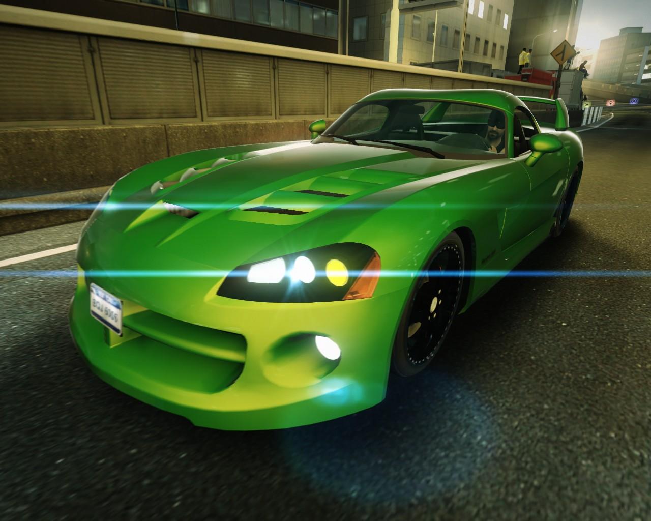 Dodge Viper Venom 1000 Blur Wiki Fandom Powered By Wikia