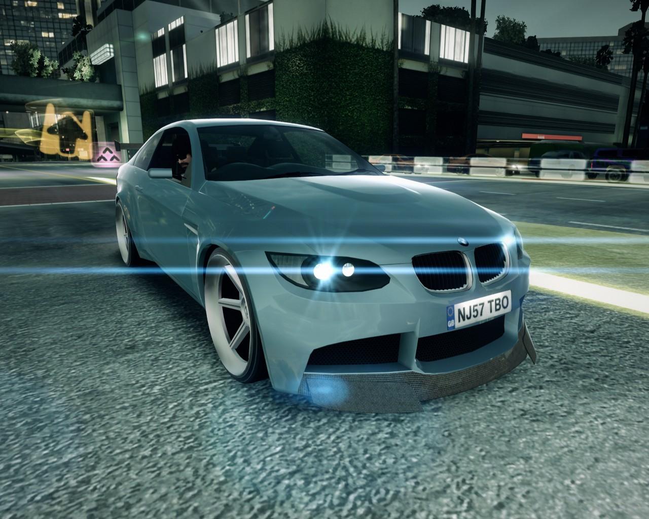 Bmw M3 E92 Drift Blur Wiki Fandom Powered By Wikia