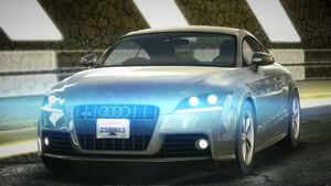 Cars audi tts coupe download