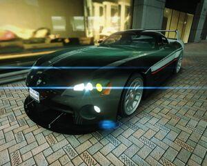 Carver's Dodge Viper GTSR